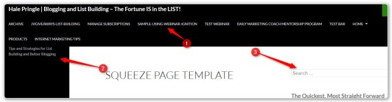 Default-Page Layout