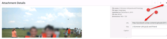 get Image URL