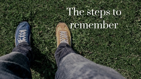 The Steps to Remember 5