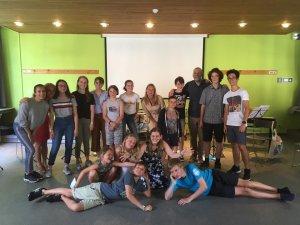 SUMM SUMMER CAMMPS AT HALEWYN MMUSIC zomer 2019