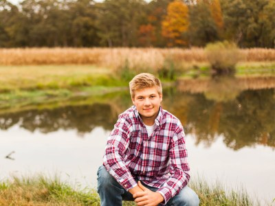 Jacob || Centralia Senior Session