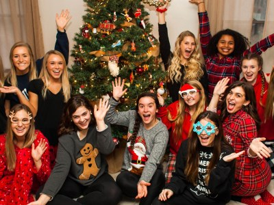 VLOG: Spokesmodel Christmas Party 2018!