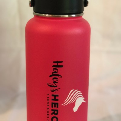 Haley's Heroes Hydro Flask