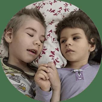 Nikita and Ksenia