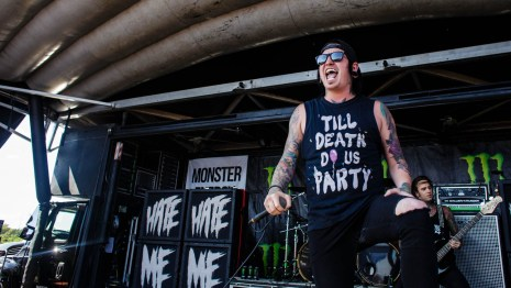 Escape The Fate - Zach Foerst Photography