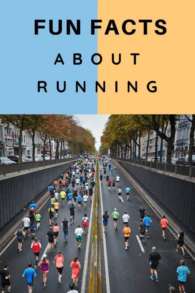 Facts about Running and Marathons