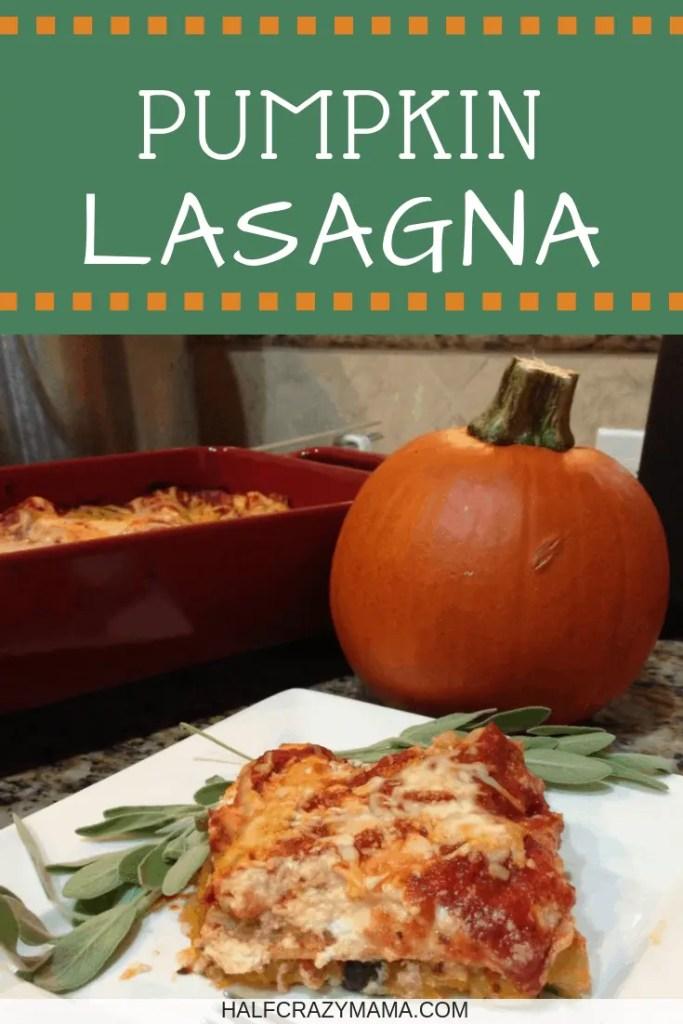Pumpkin Lasagna. | Italian | cooking with pumpkin | lasagne | cooking with squash | pumpkin recipes