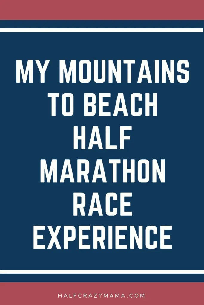 Running the Mountains To Beach Half Marathon. | marathon training | California Running | motivation | where to stay for race hotel