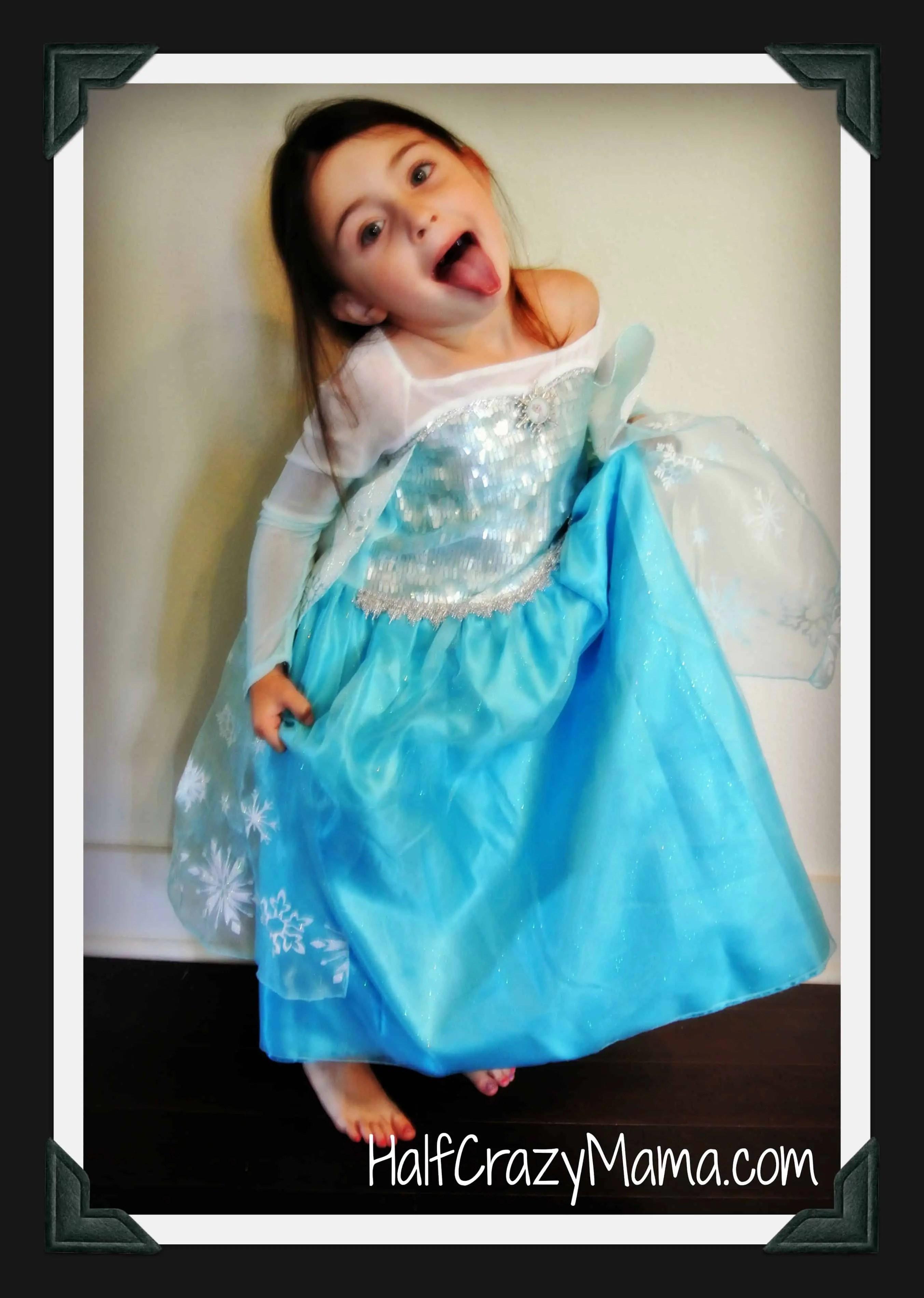 Lily Elsa Dress