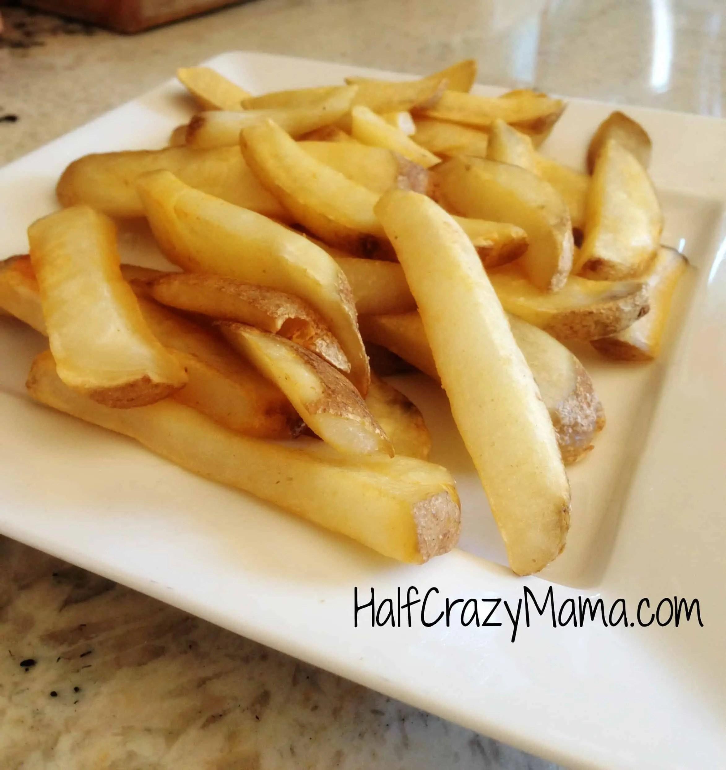 CravOn Fries