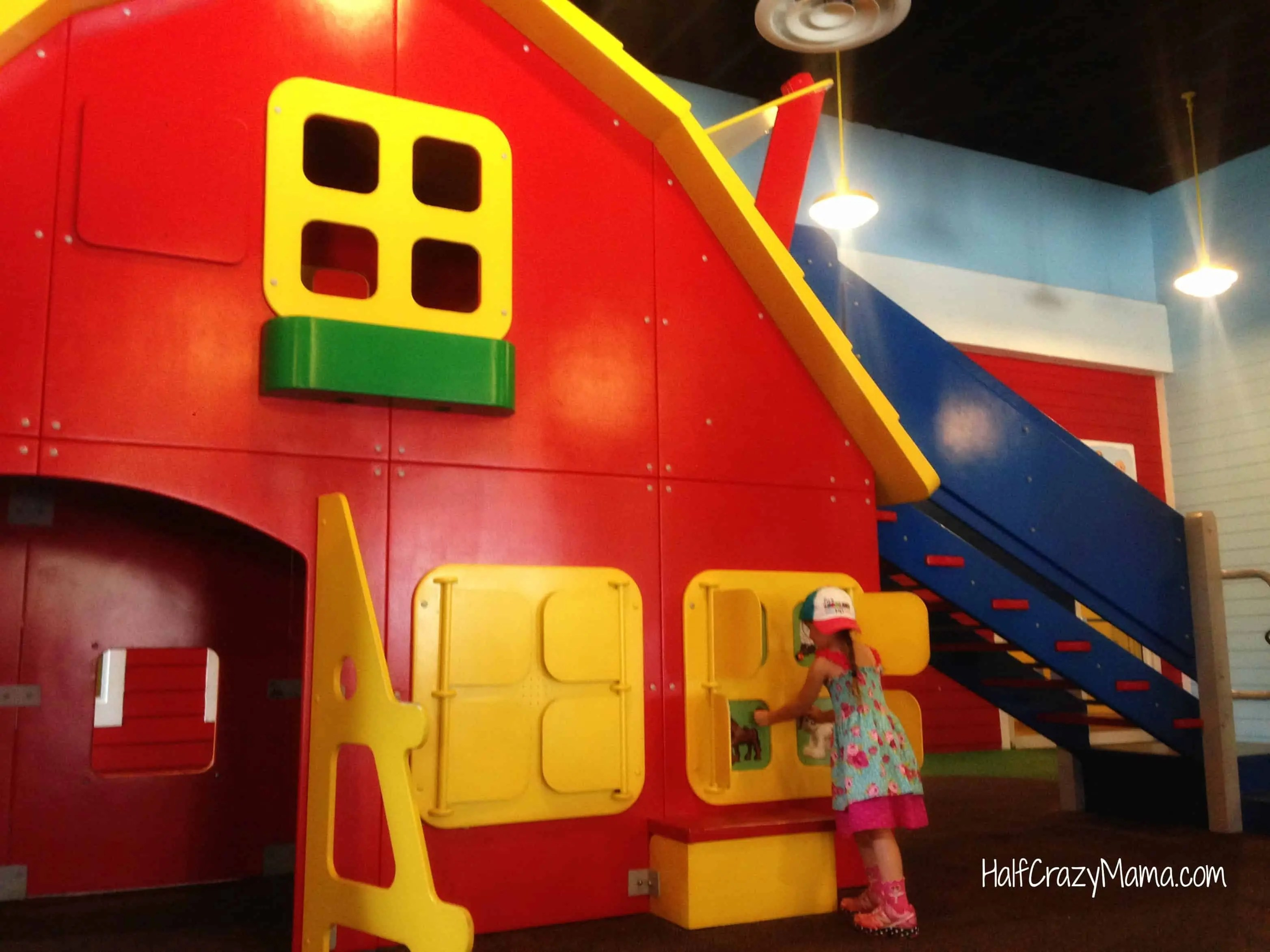 Legoland Florida Duplo Farm