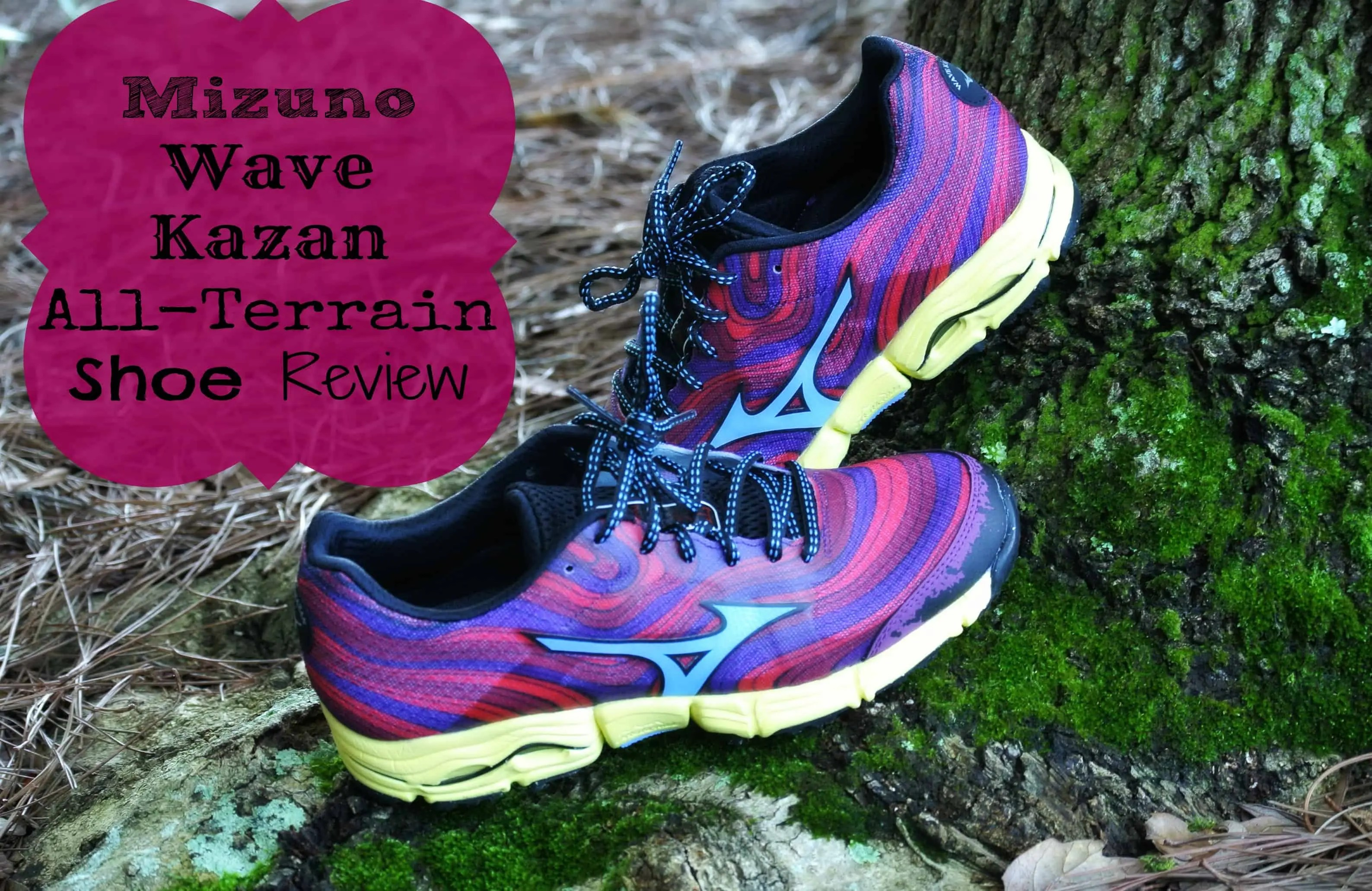 Mizuno Wave Kazan Review