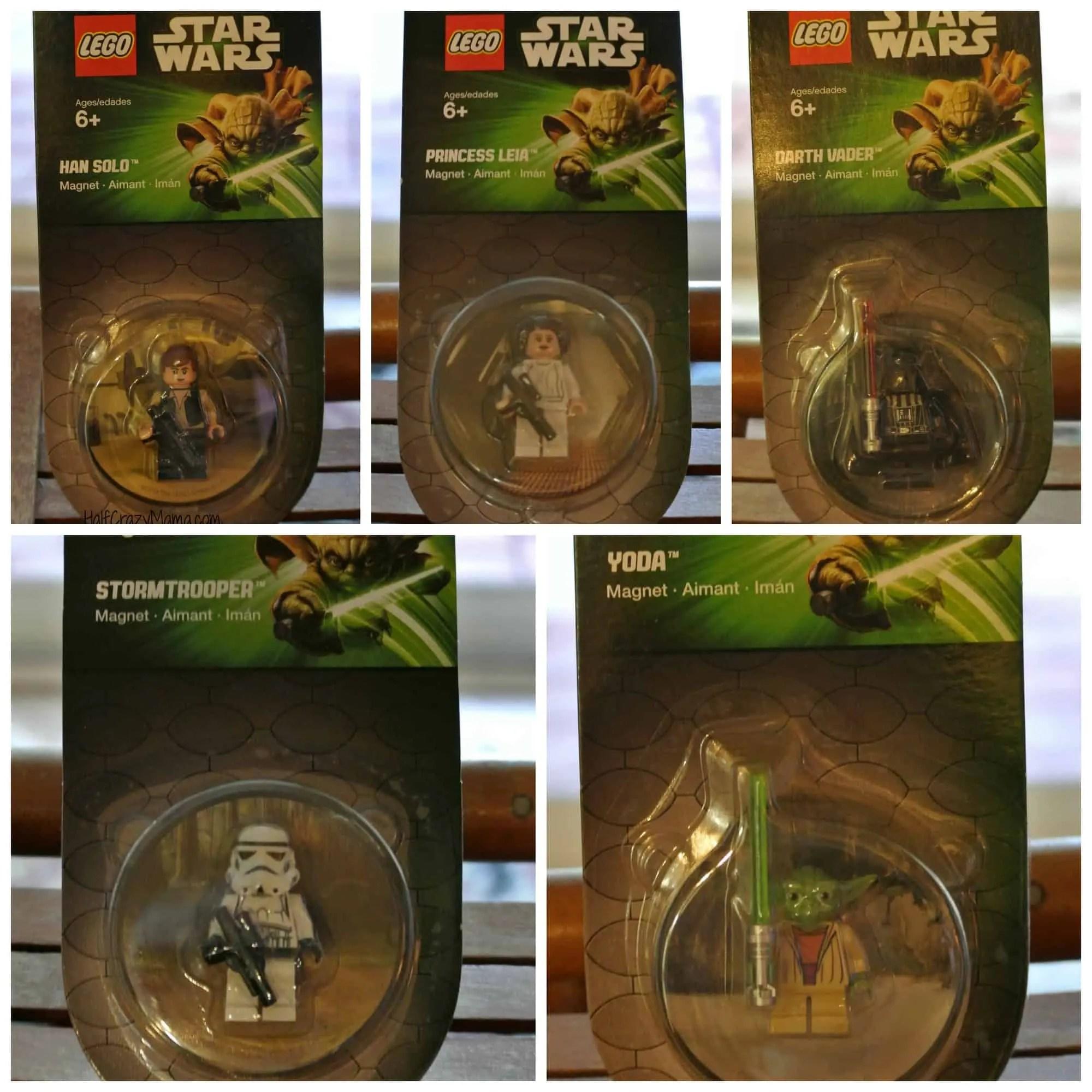 Star Wars Lego Collage