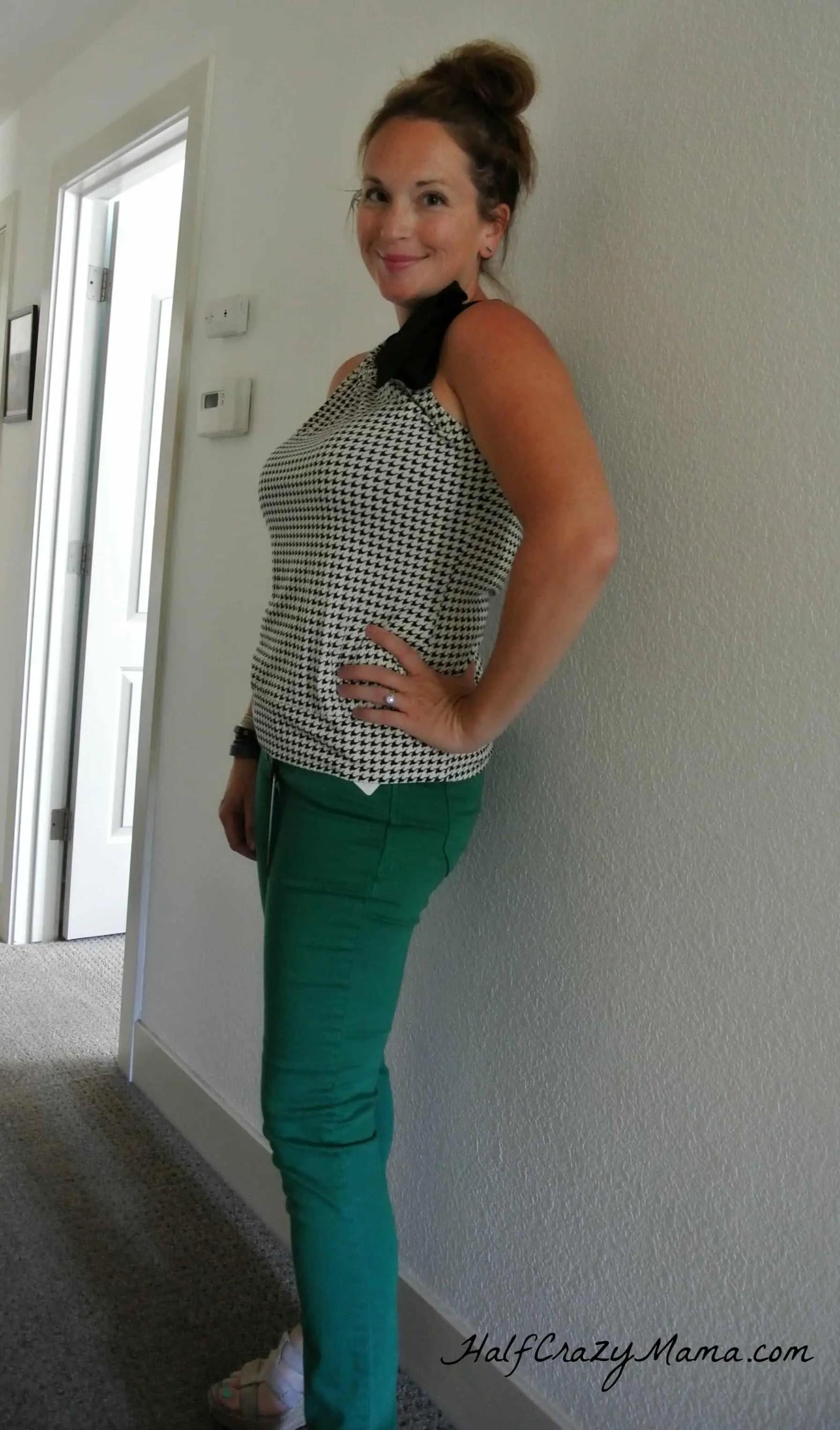 Stitch Fix 4 Green Jeans