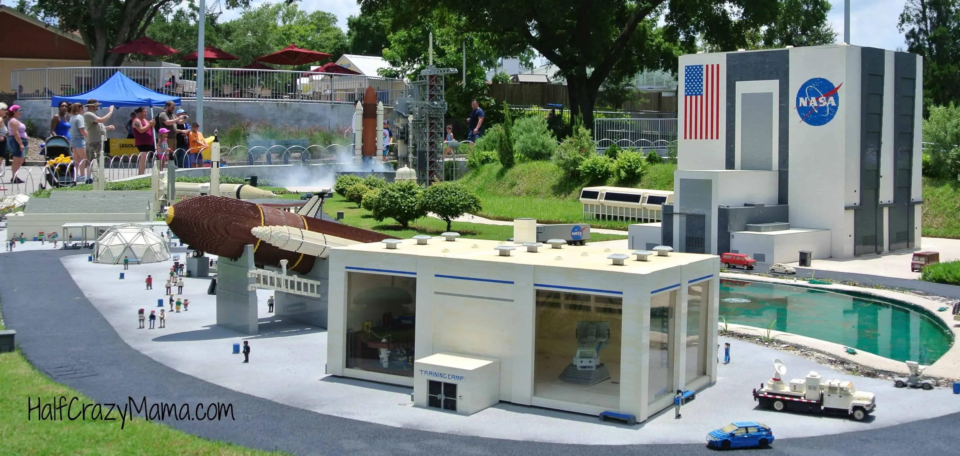 legoland Kennedy Space Center