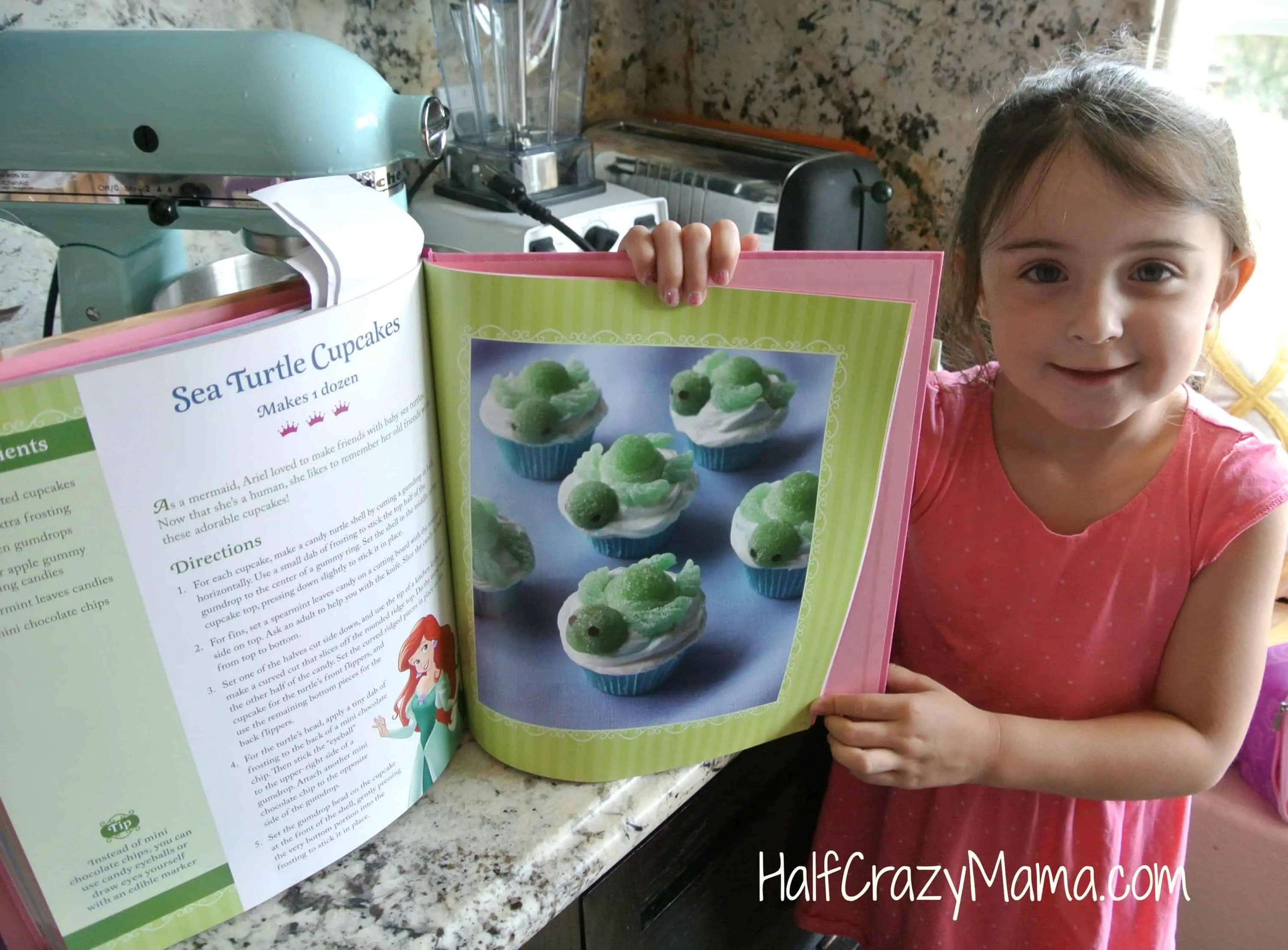 turtle cupcakes cookbook