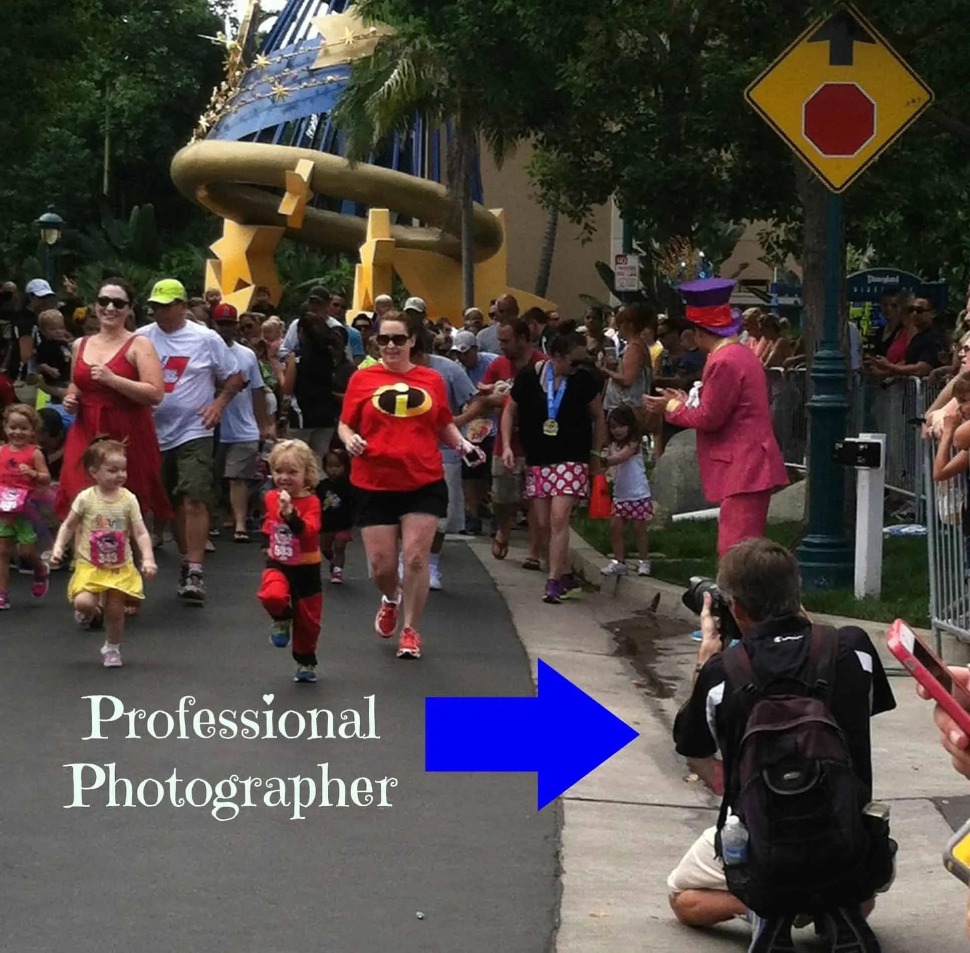 Disney Kids Races