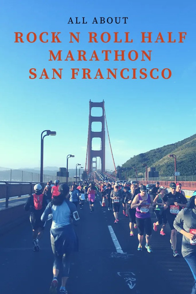 All About the Rock n Roll San Francisco Half Marathon | running in SF | marathon training | fitness motivation | the best races |