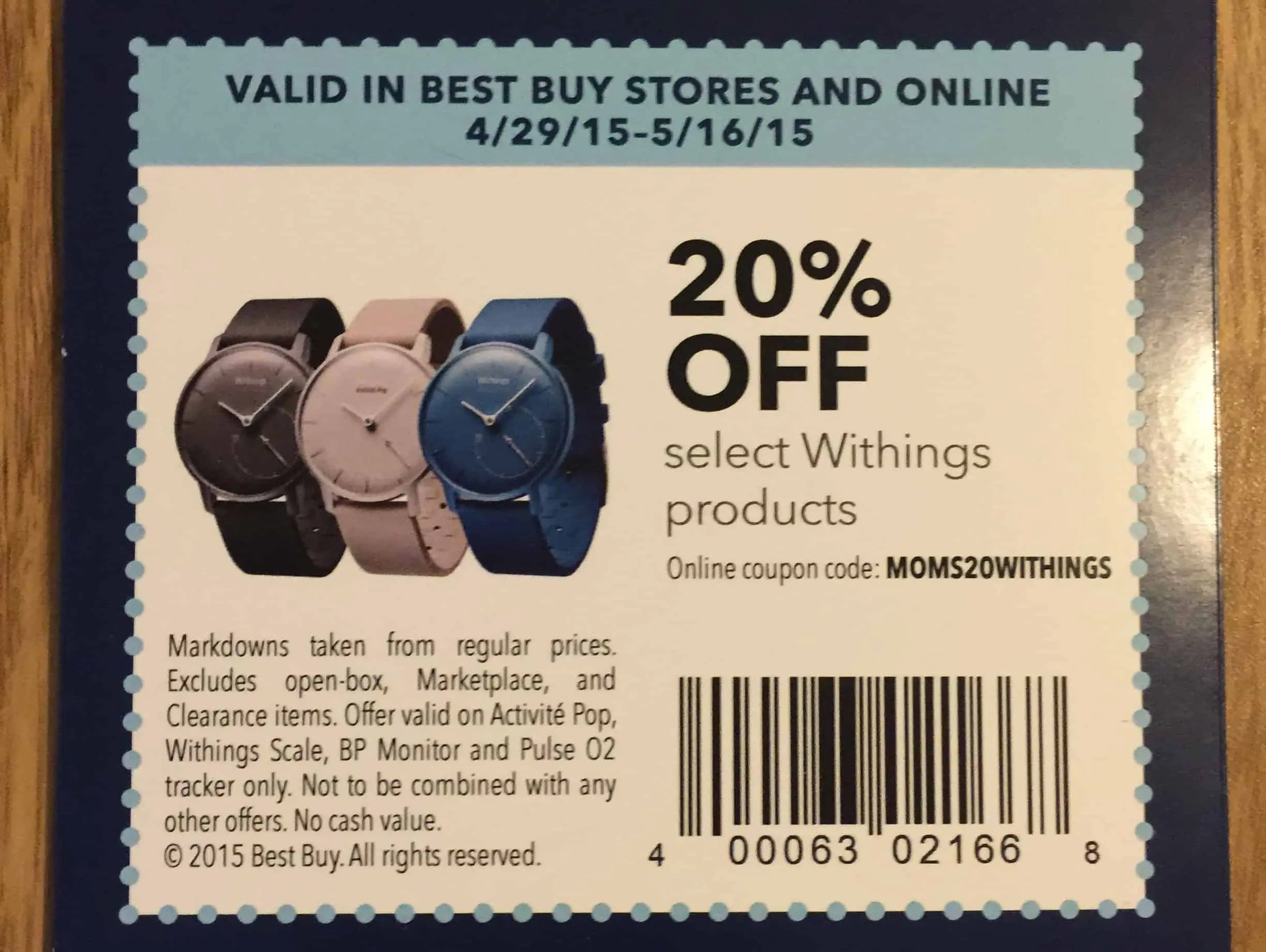 Withings_Activite_Pop_Coupon