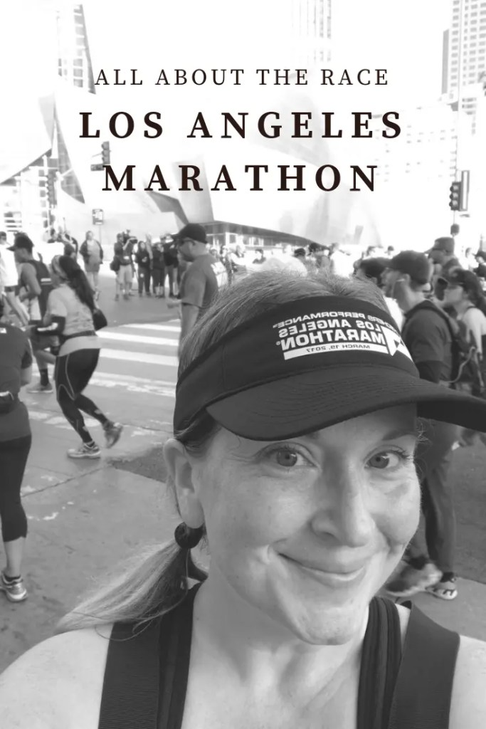 All About Los Angeles Marathon