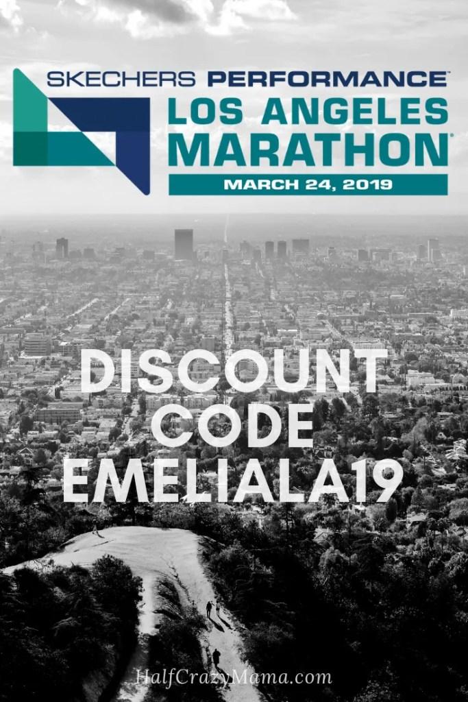 LA Marathon Discount Code | Los Angeles | Skechers Performance | marathon training | fitness motivation | race discount code | runners | running