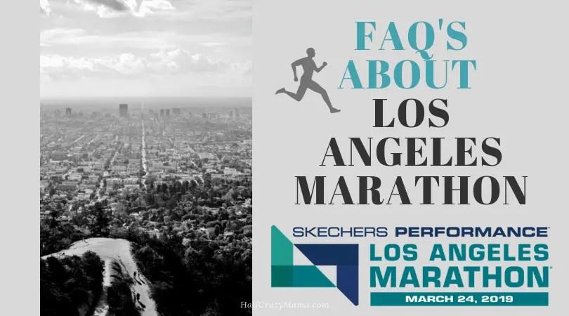 LA Marathon FAQ