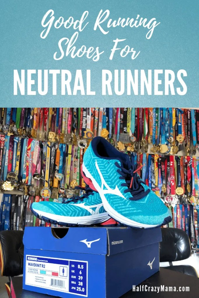 Good running shoes for neutral runners | marathon training | running shoes for beginners | mizuno | fitness