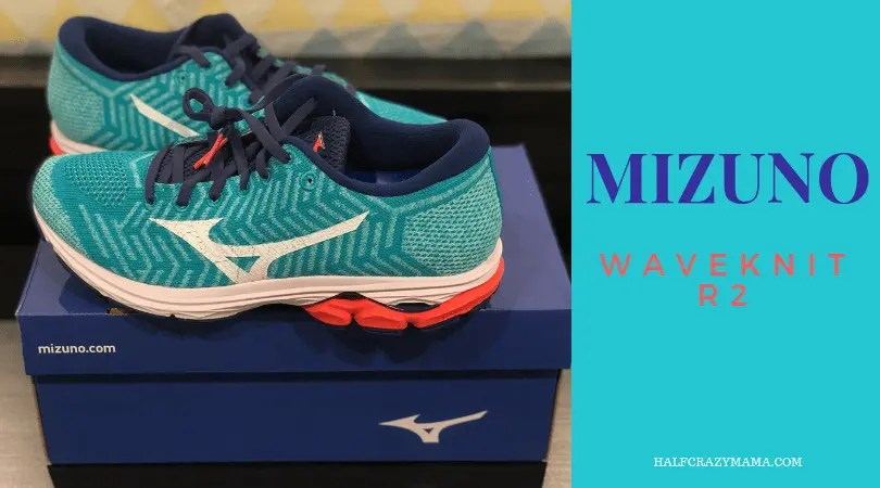 Mizuno WAVEKNIT R2 womens running shoes