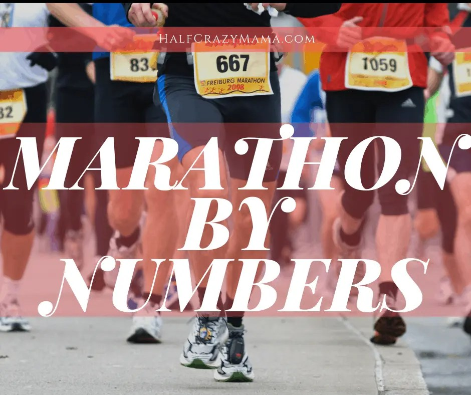 Everything about a marathon