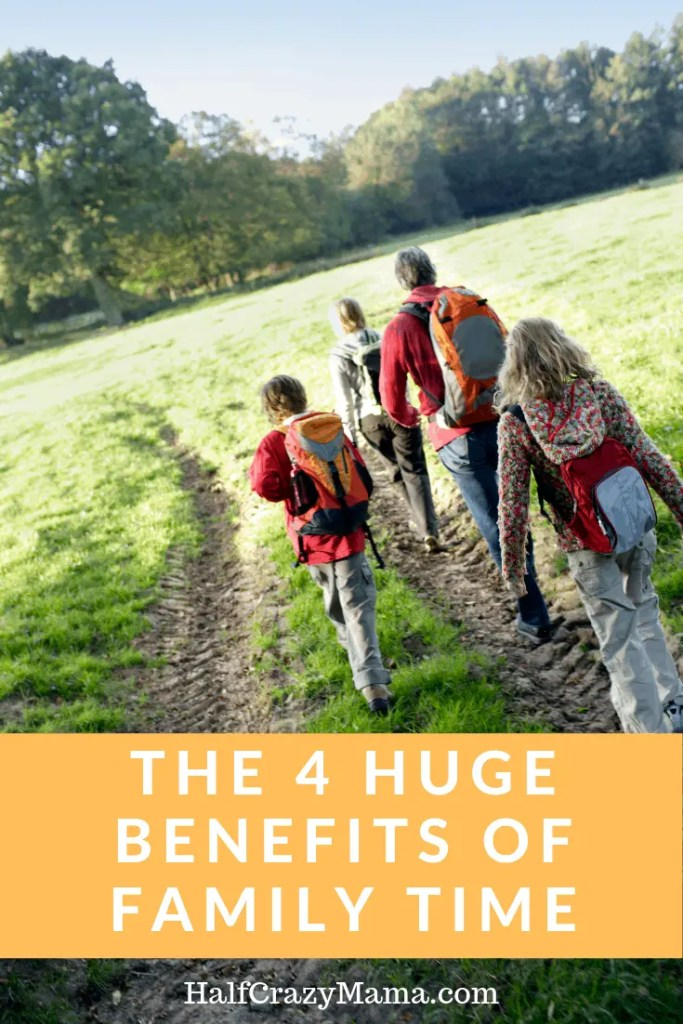 family hiking pinterest image