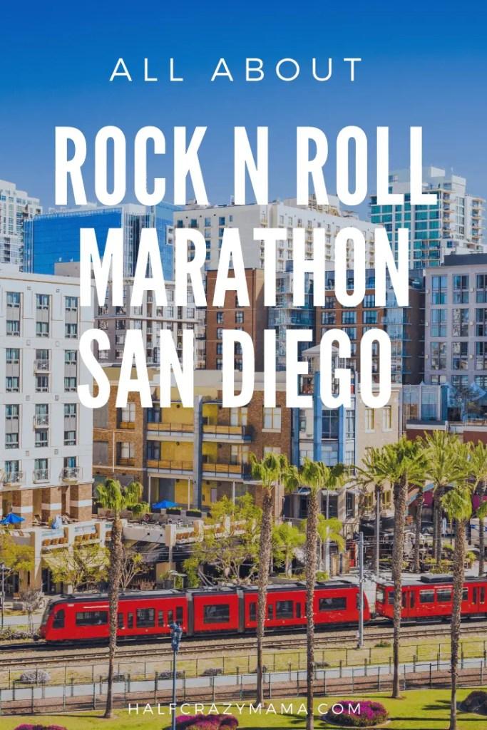 All About Rock N Roll San Diego Marathon