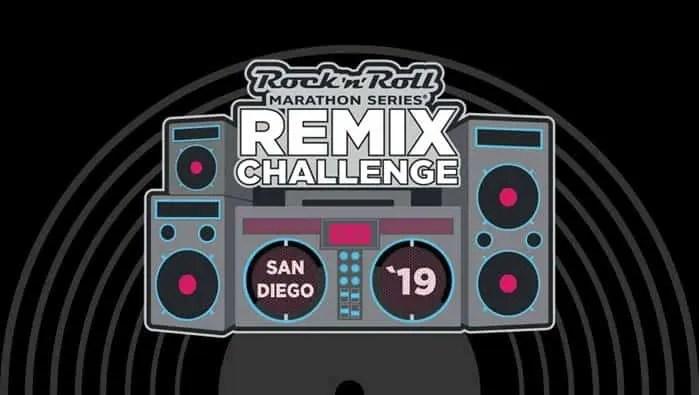 San Diego Remix Challenge Medal