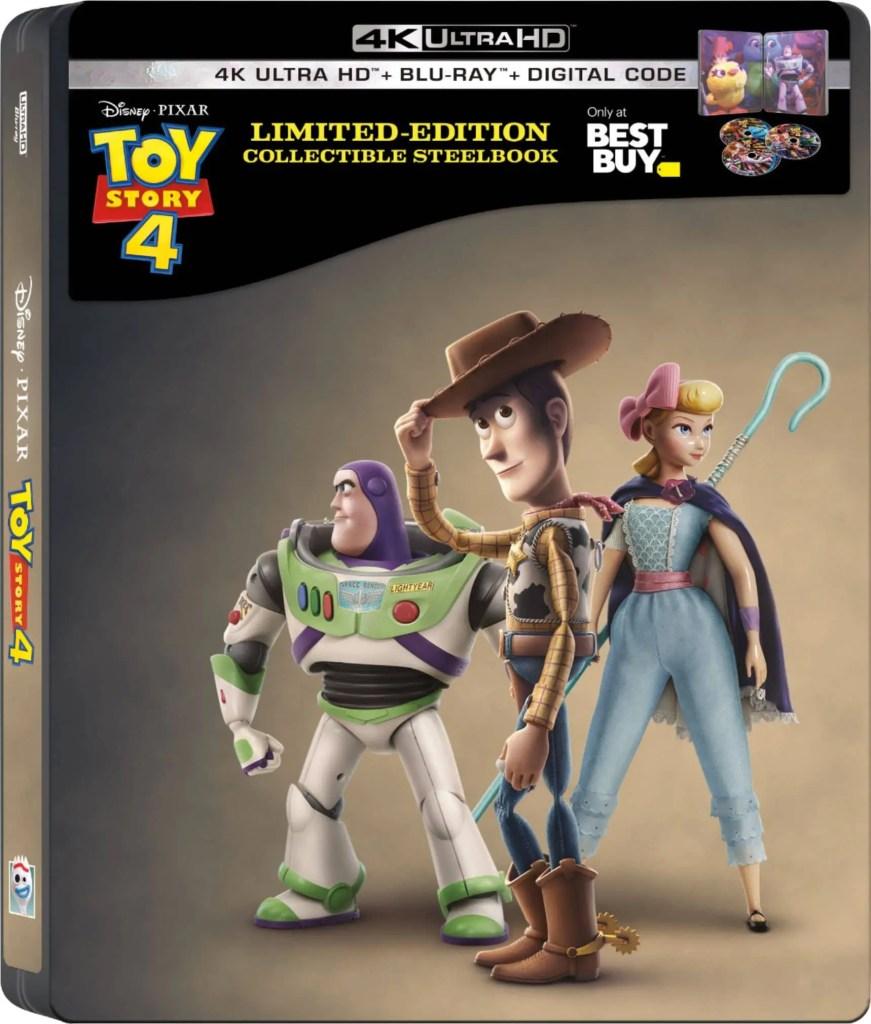 Preorder Toy Story 4 SteelBook