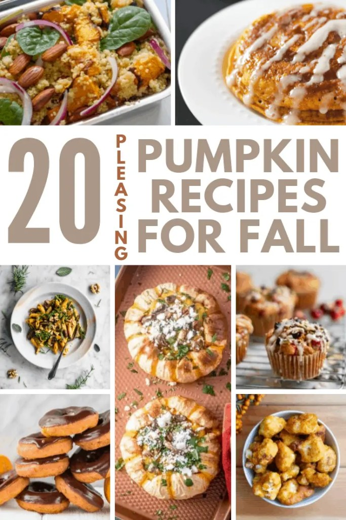 Pumpkin recipe pictures