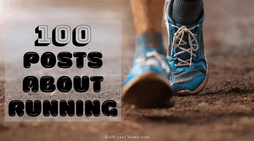 running posts