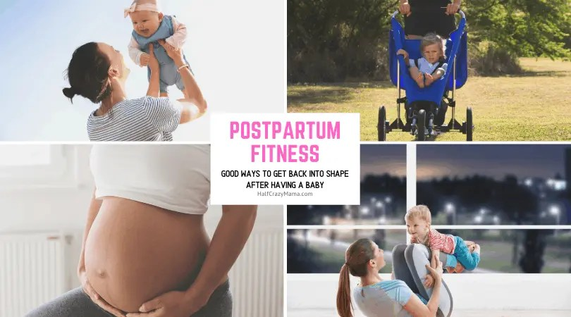 postpartum fitness tips
