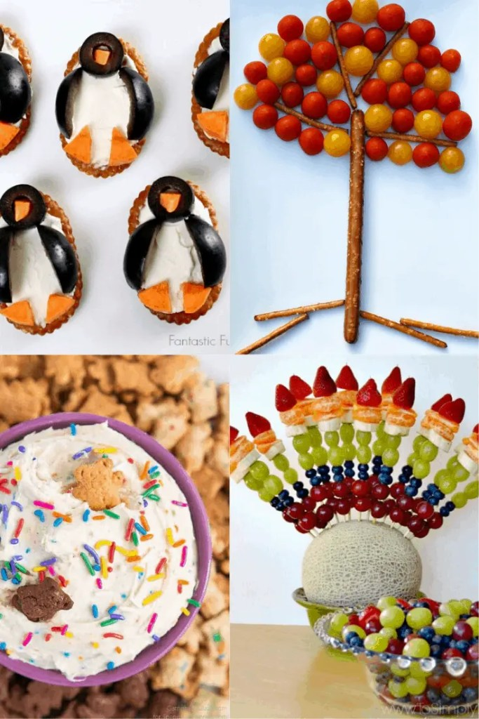 Kid friendly snack ideas for parties