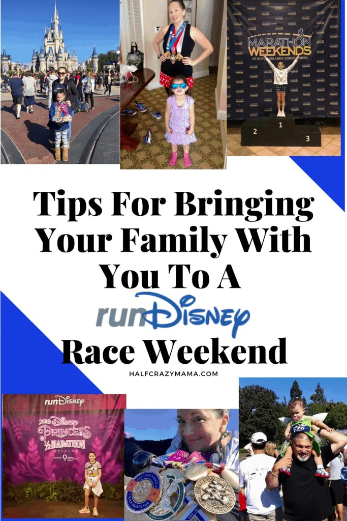 Tips For Bringing Your Family With You To A rundisney race 2