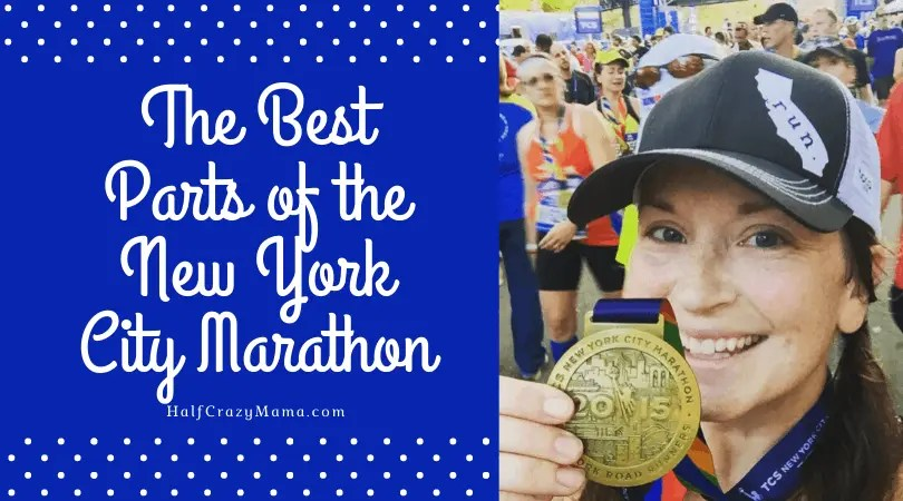 The Best Parts of the New York City Marathon