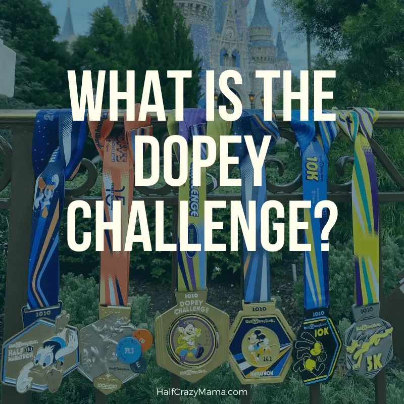 what is dopey challenge