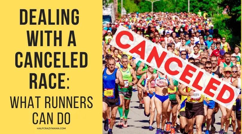 canceled running race