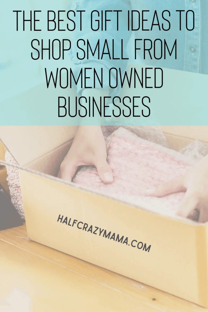 small business packing a box
