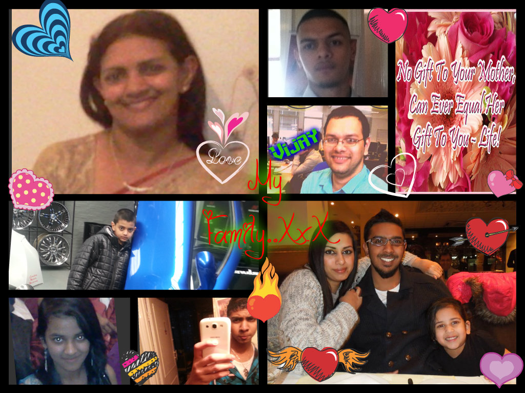 Anjali S Pics 2 More Family Photos From The Princess Of Pizap
