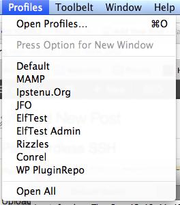 iTerm Profiles