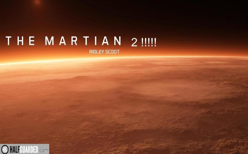 The Martian Sequel