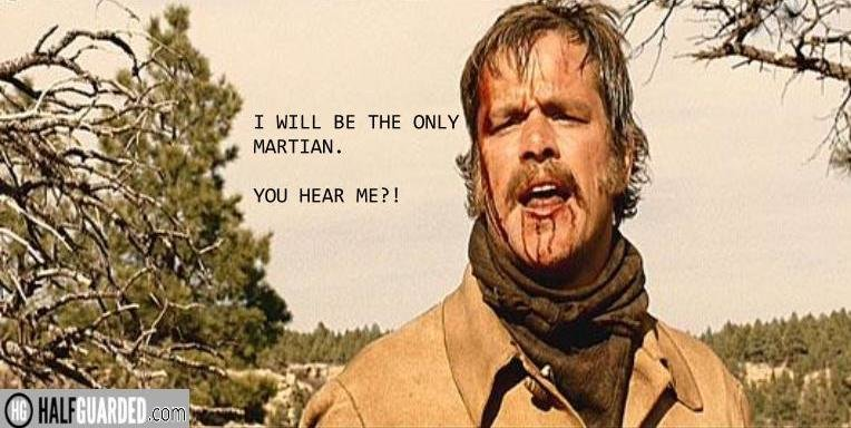 The Martian 2 Cast