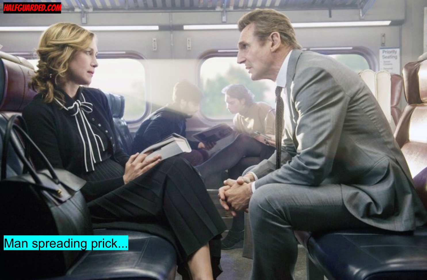 The Commuter 2021