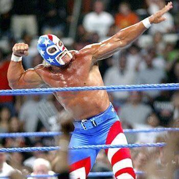 Hulk hogan America USA wrestling