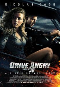 drive angry 2 poster