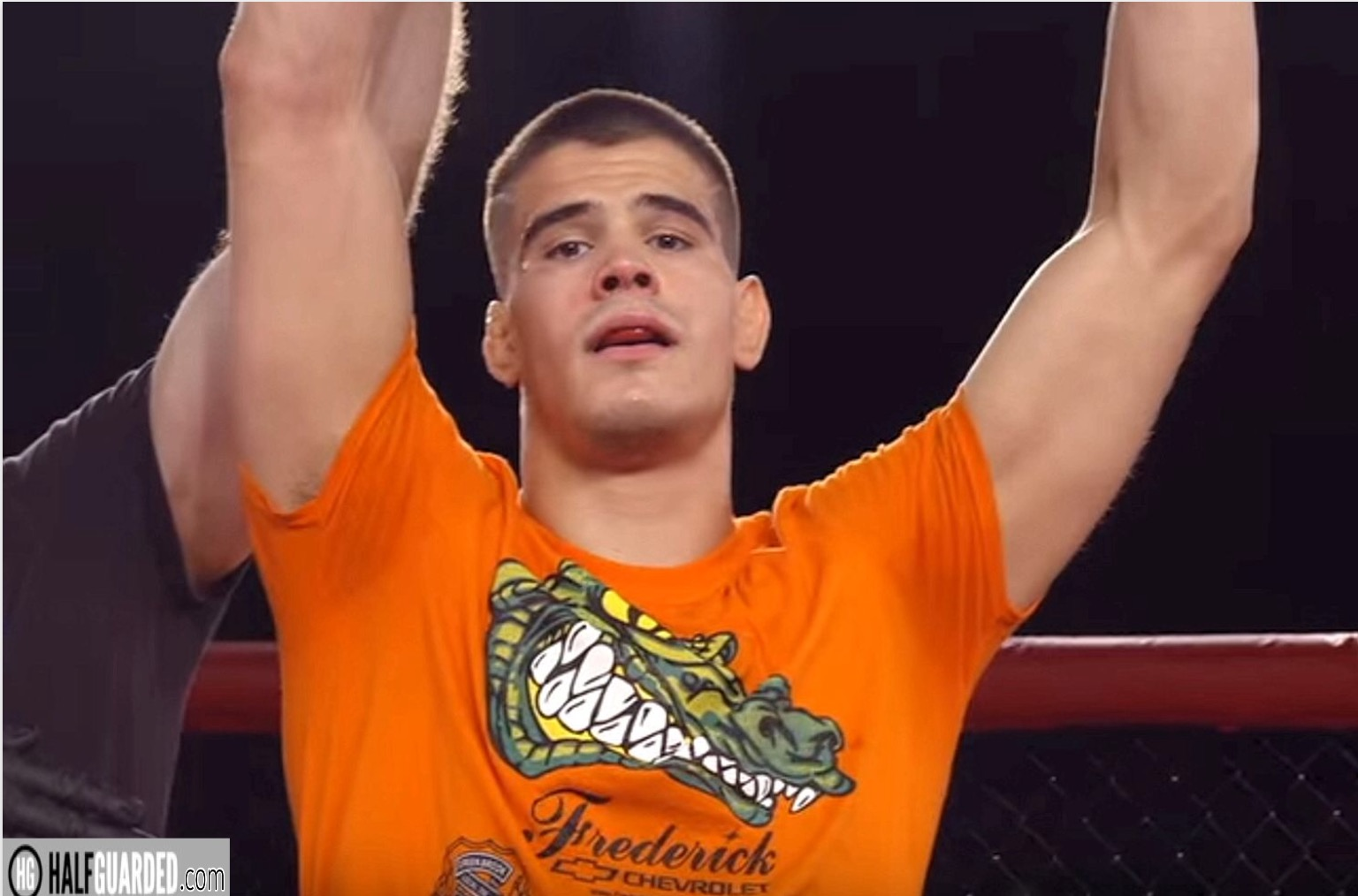 Mickey gall opponent